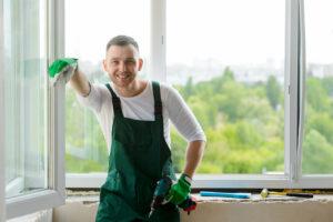 ремонт окон и балконных дверей
